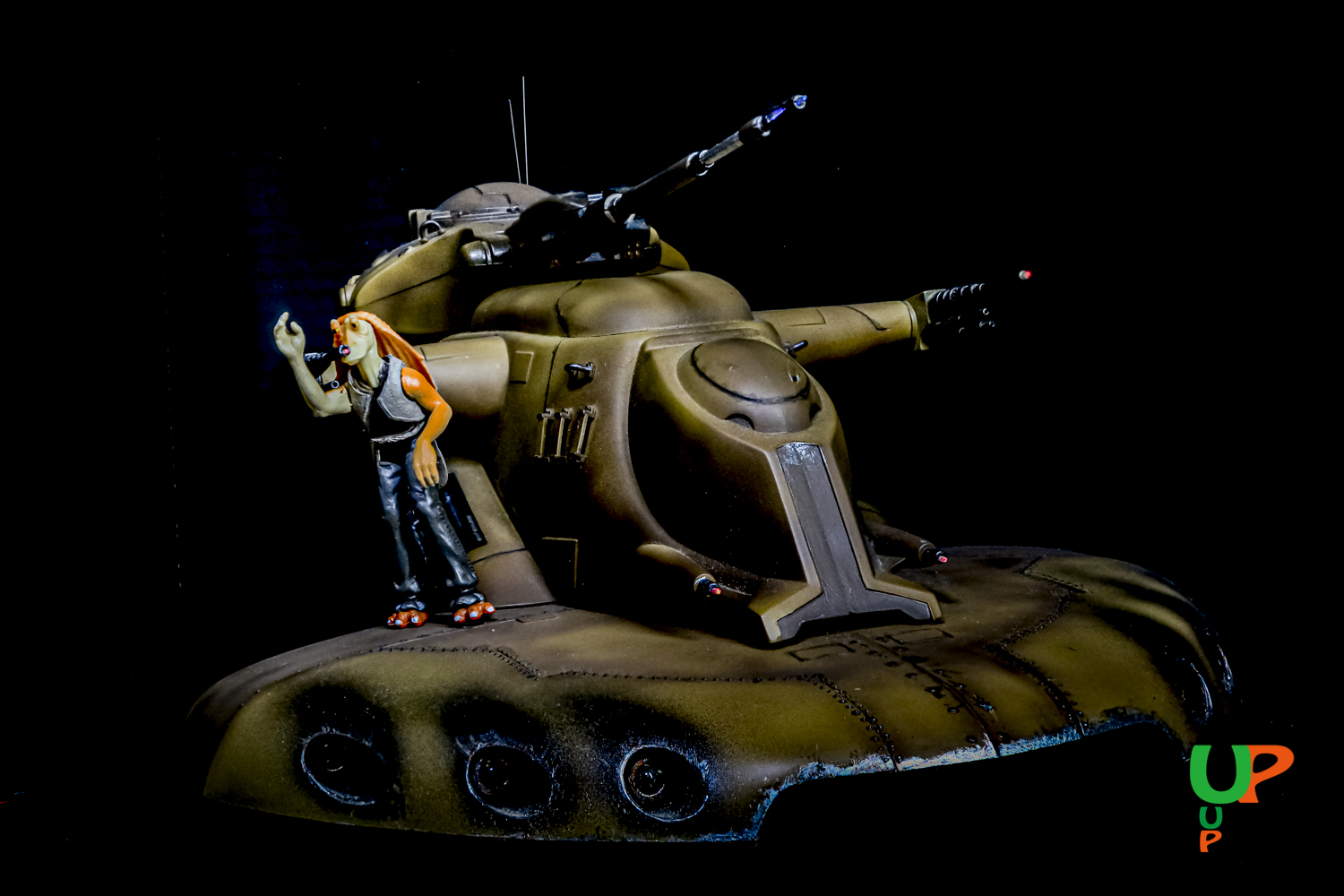 AAT-1 Hover Tank